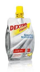 DEXTRO ENERGY Sports Nutr.Liquid Gel Lemon+Caff.